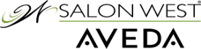 Salon West Aveda Logo